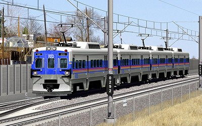 RTD North Commuter Rail