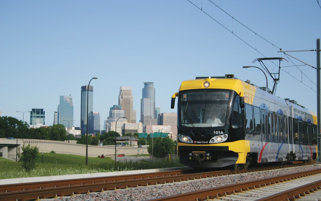 Minneapolis Metro Transit Light Rail