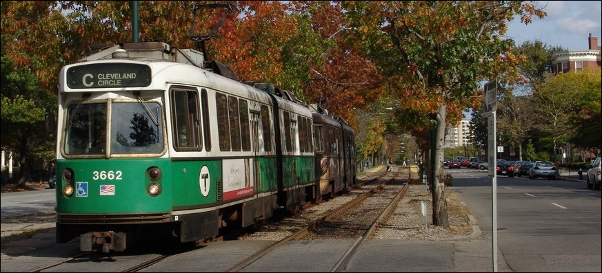 Massachusetts Bay Transportation Authority (MBTA) Green Line Extension