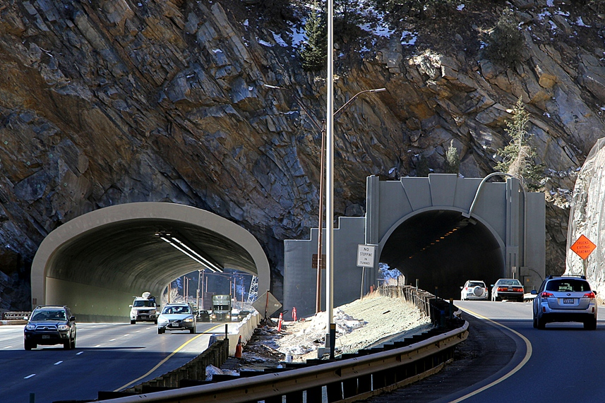 Colorado Department of Transportation Twin Tunnels